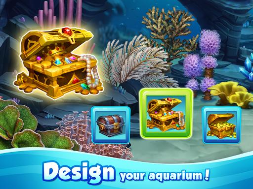 Aqua Blast: Fish Matching 3 Puzzle & Ball Blast 1.3.4 screenshots 8