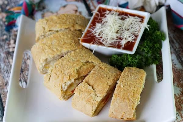 Pepperoni Bread Roll Recipe