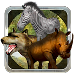 Animals Hunting Quest Icon