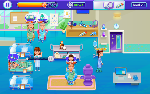 My Hospital: Doctor Game android2mod screenshots 18