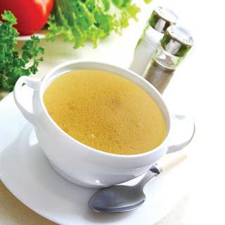 Description Vietnamese Noodle Soup Broth Recipe (Nước Dùng)