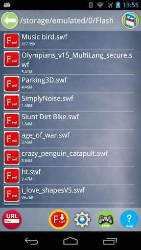 Flash游戏播放器 SWF播放器
