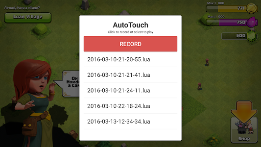AutoTouch v2.0.0