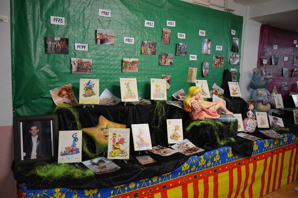 Churruca-Hispanidad de Puerto de  Sagunto celebra un acto conmemorativo por su 40 aniversario