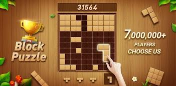 Jugar a Puzzle de Bloque de Madera - Rompecabezas gratis gratis en la PC, así es como funciona!