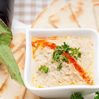 Baba Ghanoush Eggplant Hummus.