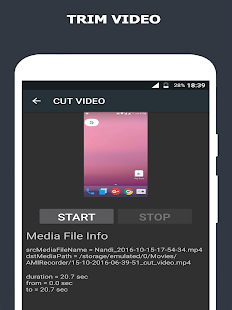 Screen Recorder - Free No Root (Unreleased)- screenshot thumbnail