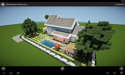 Download guide minecraft modern house apk to pc download for Minecraft modern house download 1 8