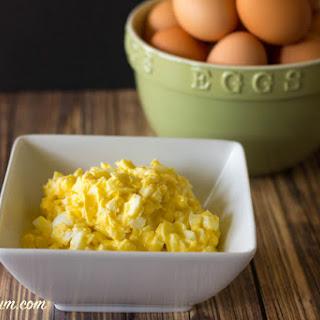 Egg Fast Egg Salad Recipe