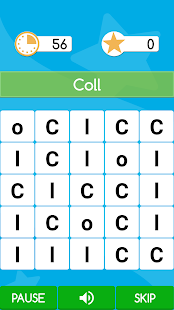 Words challenge - náhled