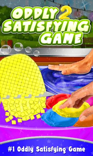Oddly Satisfying Soap Cutting & ASMR Slime Fun 1.0.5 screenshots 1
