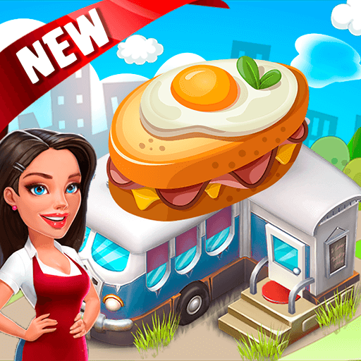 Crazy Cooking 🍔🍟 Chef kitchen cooking games 2020