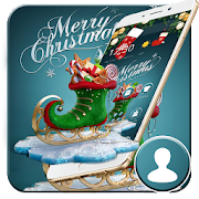 Merry Christmas Boots Theme