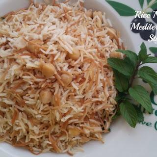 Rice N Roni Mediterranean Style