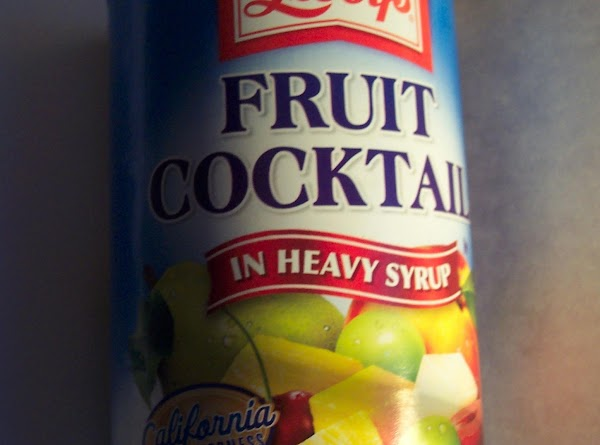 Personally I like peaches,and bananas! But you can add your favorite fruits. I have used fruit...