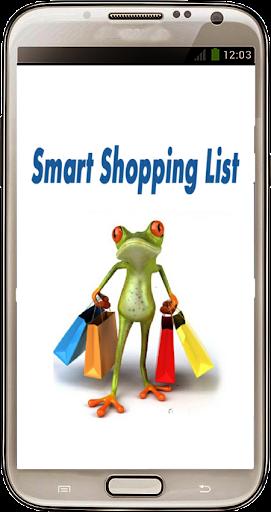 Smart Shopping List