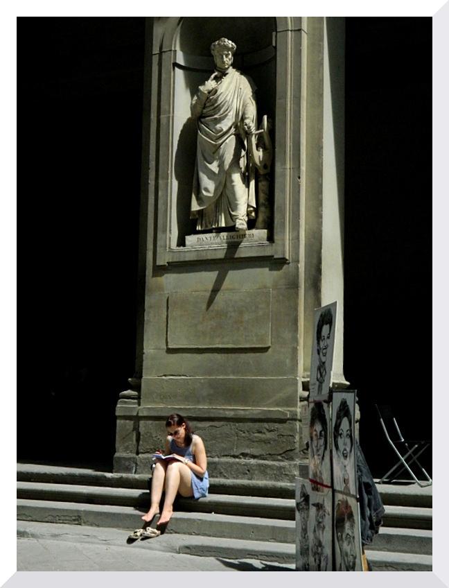 Sotto il padre Dante ... di lucaldera