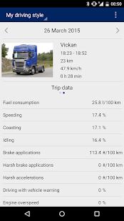 Scania Fleet Management - screenshot thumbnail