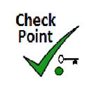 Check Point key icon