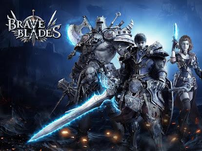 Game Brave Blades: Discord War 3D Action Fantasy MMORPG APK for Windows Phone