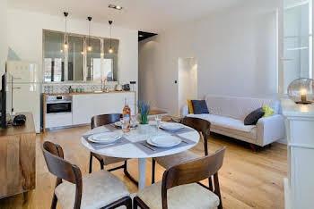 Appartement 2 pièces 45,13 m2