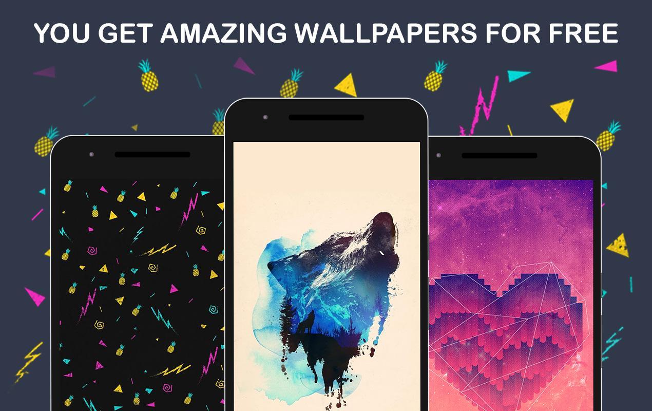 Walli - 4K, HD Wallpapers & Backgrounds screenshots