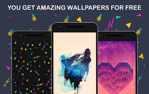 App Walli - 4K, HD Wallpapers & Backgrounds APK for Windows Phone