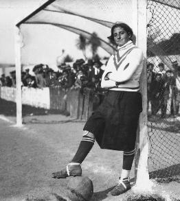 Historia del fútbol femenino español | Ellas Son Fútbol