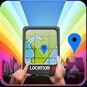Latitude Longitude GPS Map icon