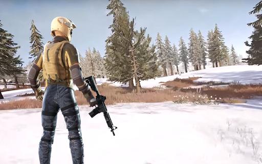 Battleground Free Fire Survival: Unknown Squad 1.0.3 screenshots 1