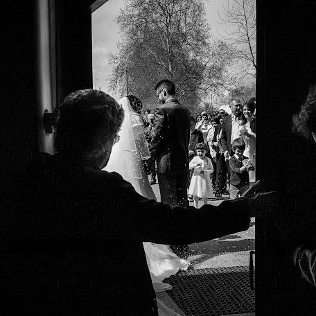 Wedding photographer Patrizia Galliano (galliano). Photo of 22.08.2017