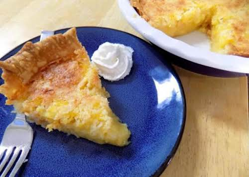 """Click Here for Recipe: Dang Good Pie """"This is just the most!..."""