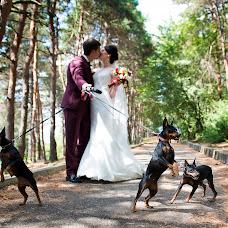 Wedding photographer Aleksandra Bodrova (AleksBodrova). Photo of 02.11.2015