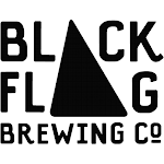 Black Flag Orange Pail