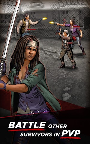 android Walking Dead: Road to Survival Screenshot 3
