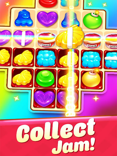 Candy Bomb Fever - 2020 Match 3 Puzzle Free Game apktram screenshots 10