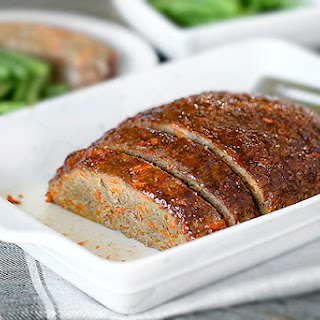 Healthy Meatloaf.