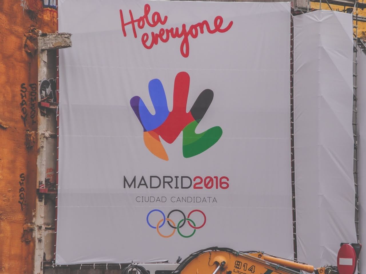 Madrid was a candidate city for the 2016 Olympic Games