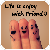 Friendship Status, Shayari, Quotes , SMS :  2018 Android APK Download Free By HJ Photo Media Pvt Ltd.