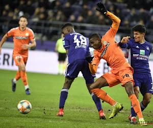 """De beste man bij Anderlecht was een 19-jarige: """"Het klikt met Kums"""""""