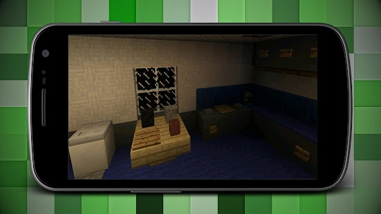 Hide-n-Seek Maps for Minecraft MCPE - náhled