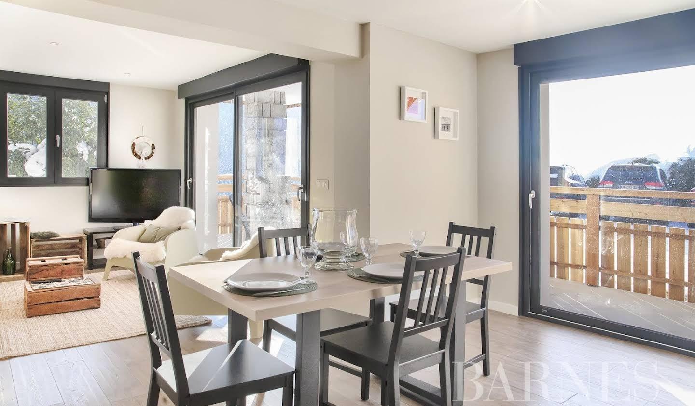 Apartment Saint-Jean-de-Sixt