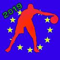 EURO Basket Manager 2019 FREE icon