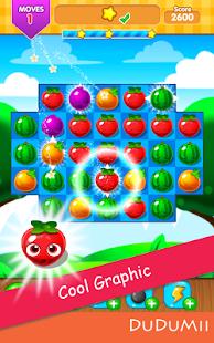 ? Juice Match 3 Fruit Candy Adventure? - náhled