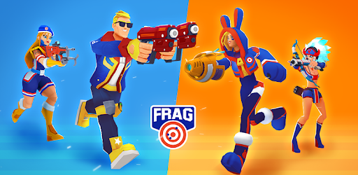 FRAG Pro Shooter Ver. 1.6.9 MOD MENU APK | Godmode | One Shot Kill | Unlimited Ammo / Ability / Diamonds / Coins