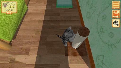 Cute Pocket Cat 3D - Part 2 1.0.7.4 screenshots 1