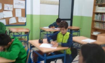 Photo: Alumnos de 6º ¡¡Ups!! Me equivoqué, tengo que borrar.