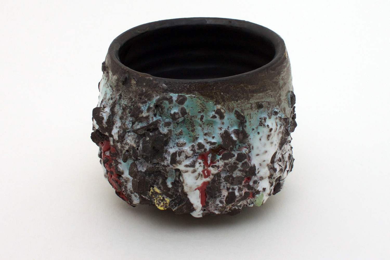 Sam Hall ceramic Tea Bowl 27
