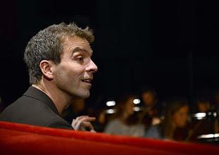 Photo: Dirk KAFTAN dirigierte die Premiere LE NOZZE DI FIGARO an der Wiener Volksoper (25.11.2012). Foto: Barbara Zeininger