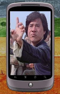 Jackie Chan Wallpaper - náhled